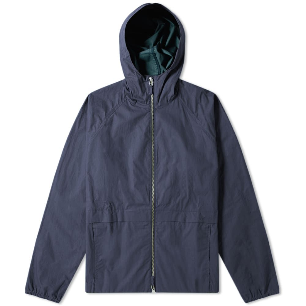 NN07 メンズ ジャケット アウター【niles hooded jacket】Navy