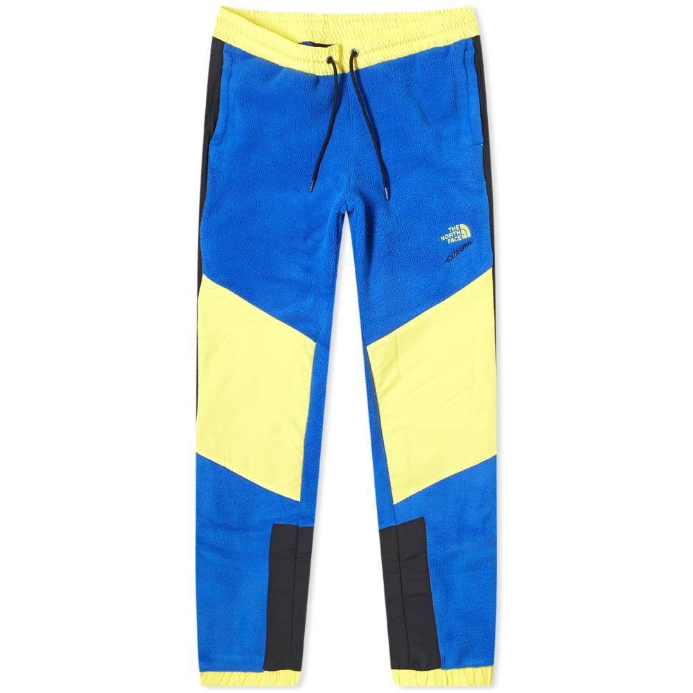 ザ ノースフェイス The North Face メンズ スウェット・ジャージ ボトムス・パンツ【92 Extreme Fleece Pant】TNF Blue Combo