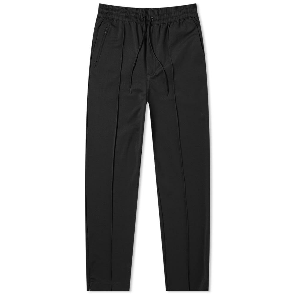 ワイスリー Y-3 メンズ スウェット・ジャージ ストレートパンツ ボトムス・パンツ【Classic Straight Leg Track Pant】Black