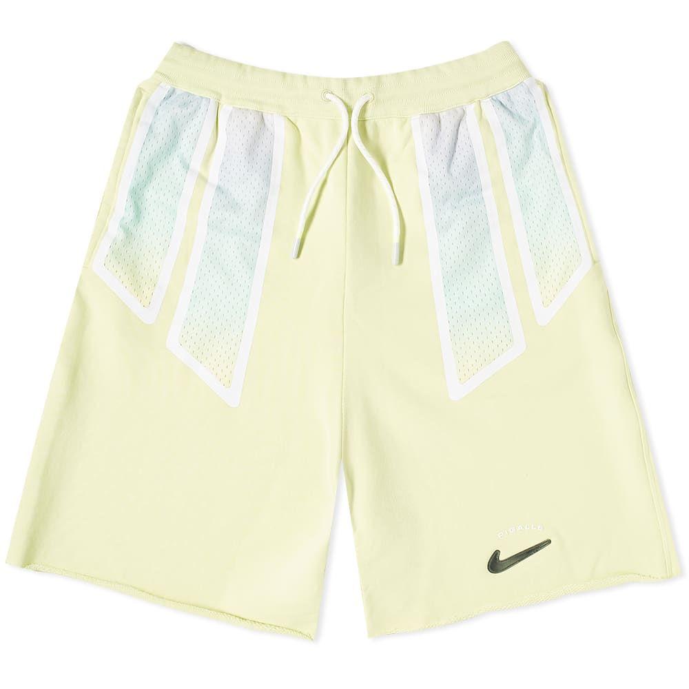 ナイキ Nike メンズ ショートパンツ ボトムス・パンツ【x Pigalle NRG Short】Luminous Green