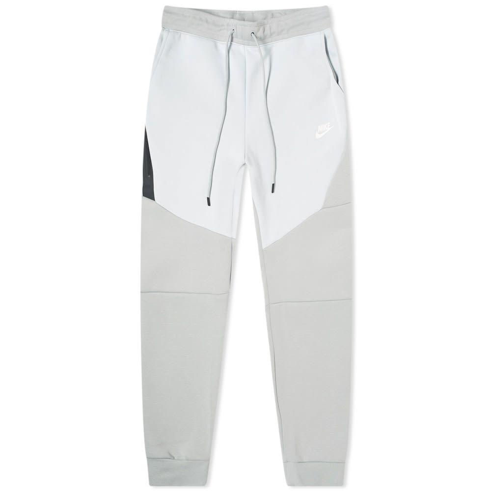 ナイキ Nike メンズ ジョガーパンツ ボトムス・パンツ【Tech Fleece Jogger】Smoke Grey/Platinum/White