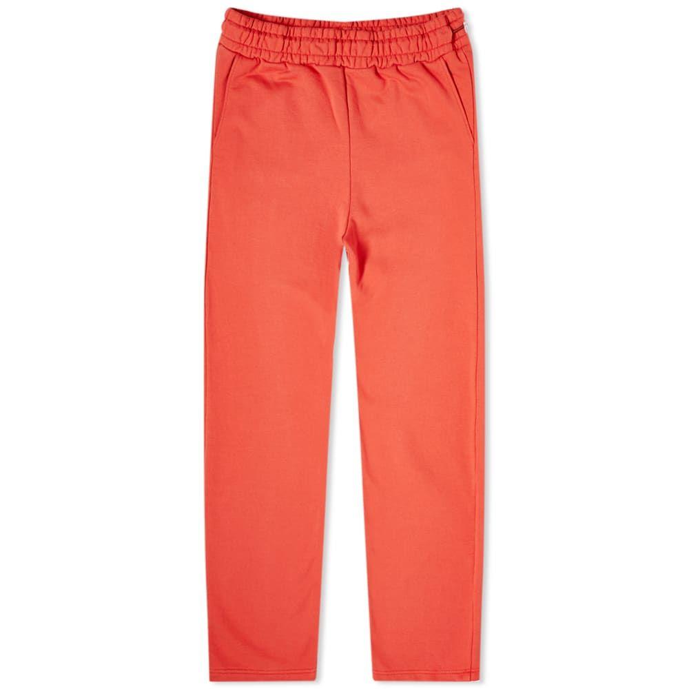 アコールドウォール A-COLD-WALL* メンズ ボトムス・パンツ 【Logo Pant】Red Clay