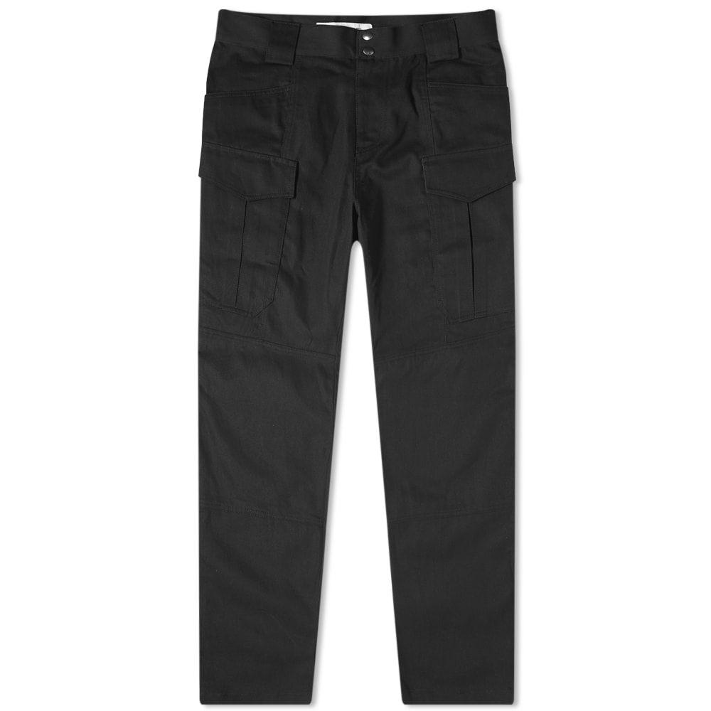アフィクス AFFIX メンズ ボトムス・パンツ 【Combat Pant】Black