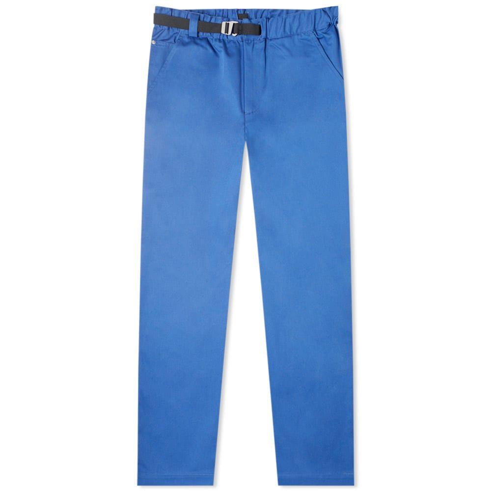 ケンゾー Kenzo メンズ ボトムス・パンツ ストレートパンツ【Straight Leg Belted Pant】Navy