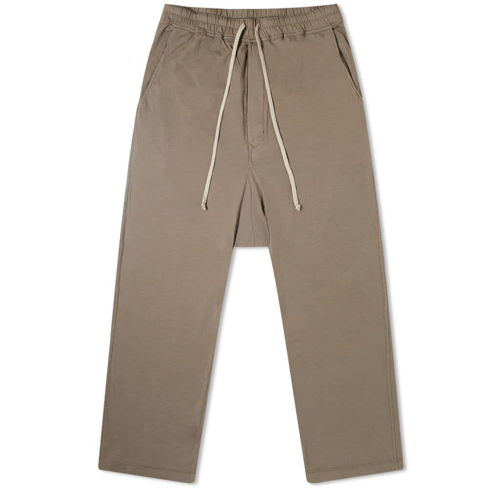 リック オウエンス Rick Owens メンズ ボトムス・パンツ 【DRKSHDW Drawstring Long Pant】Dust