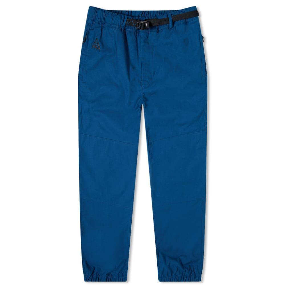 ナイキ Nike メンズ ボトムス・パンツ 【ACG Trail Pant】Valerian Blue/Black