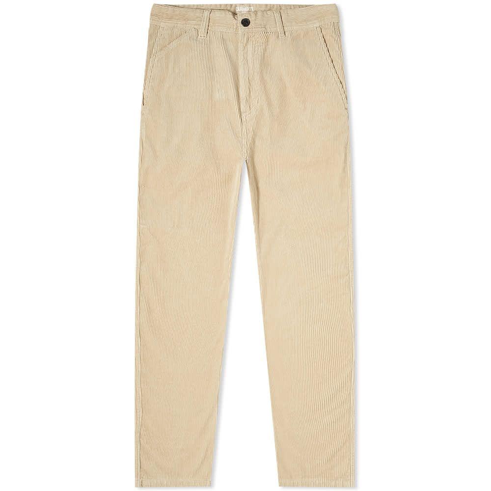カーハート Carhartt WIP メンズ ボトムス・パンツ 【Menson Cord Pant】Wall
