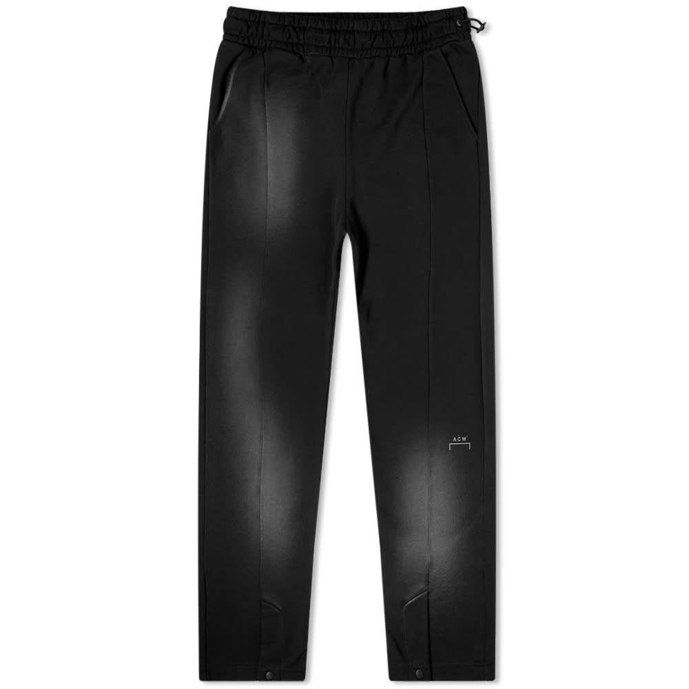 アコールドウォール A-COLD-WALL* メンズ ボトムス・パンツ 【Snap Front Pant】Black