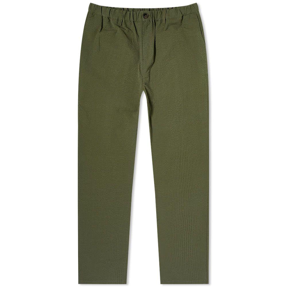 ア カインド オブ ガイズ A Kind of Guise メンズ ボトムス・パンツ 【Elasticated Wide Trouser】Olive