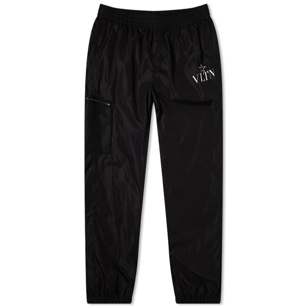大人気 ヴァレンティノ Valentino VLTN メンズ ボトムス【Elasticated・パンツ【Elasticated Technical VLTN Pant Technical】Black, KEITOS:3804cf97 --- superbirkin.com