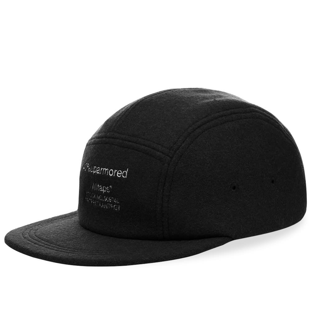 ダブルタップス WTAPS メンズ キャップ 帽子【T-5 02 Cap】Black