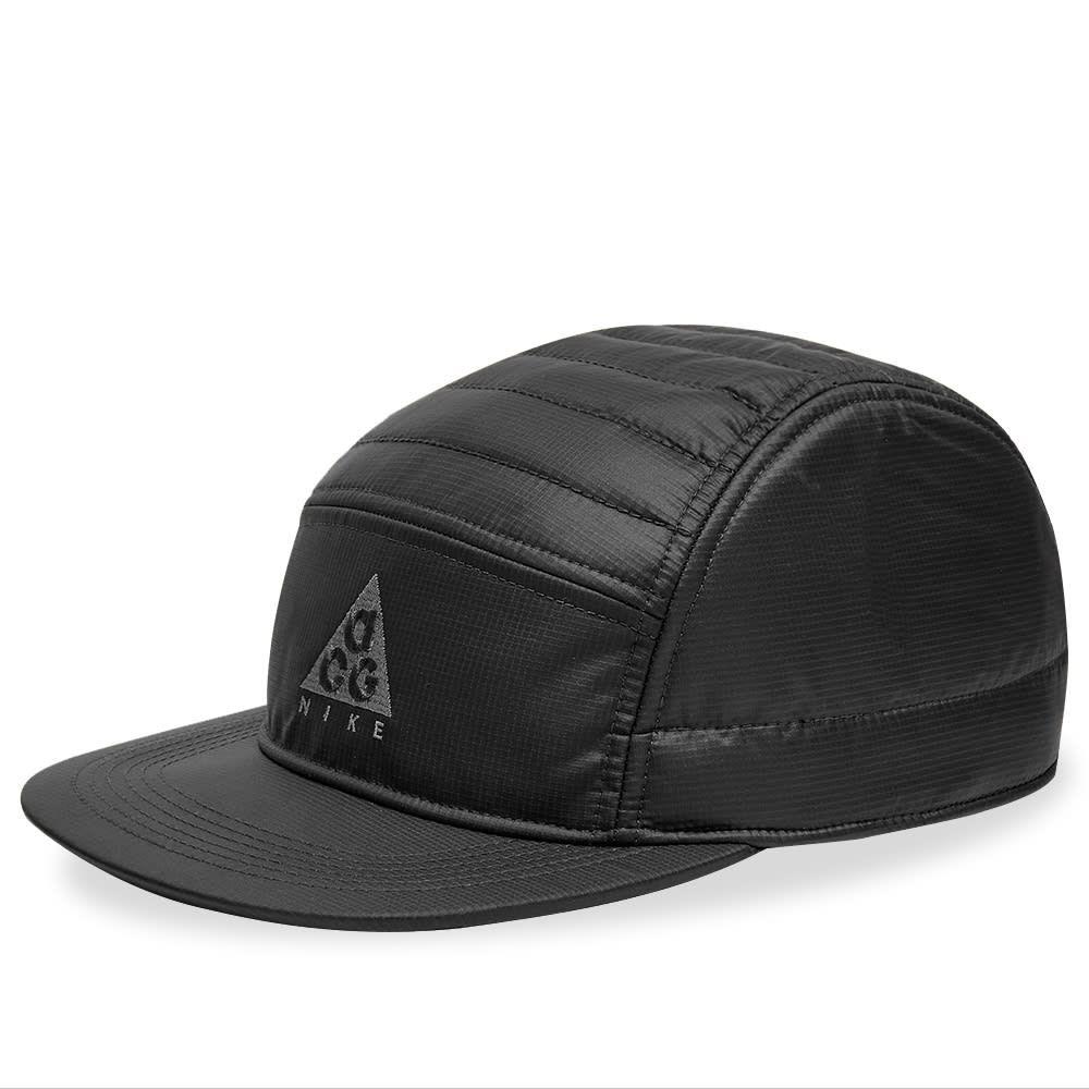 ナイキ Nike メンズ キャップ 帽子【ACG AW84 5 Panel Cap】Black
