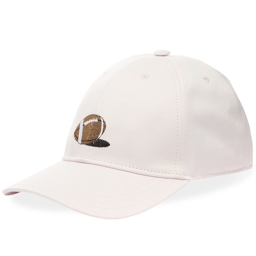 トム ブラウン Thom Browne メンズ キャップ 帽子【American Football Icon Cap】Light Pink