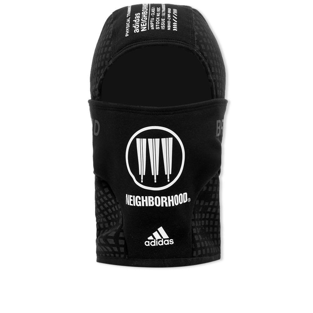 アディダス Adidas Consortium メンズ 帽子 フェイスマスク【Adidas x NBHD Balaclava】Black