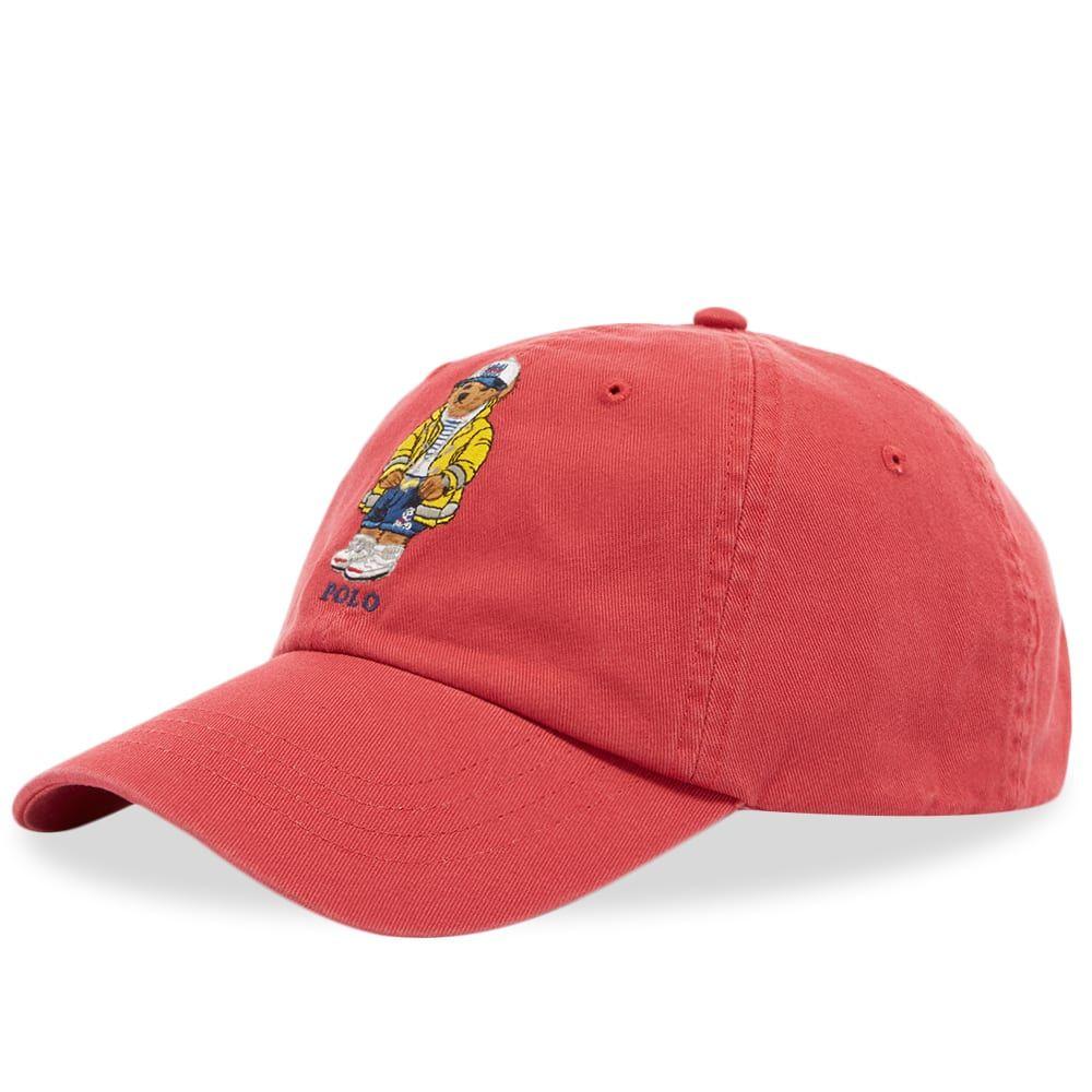 ラルフ ローレン Polo Ralph Lauren メンズ キャップ 帽子【Classic Sport Hat】Nantucket Red