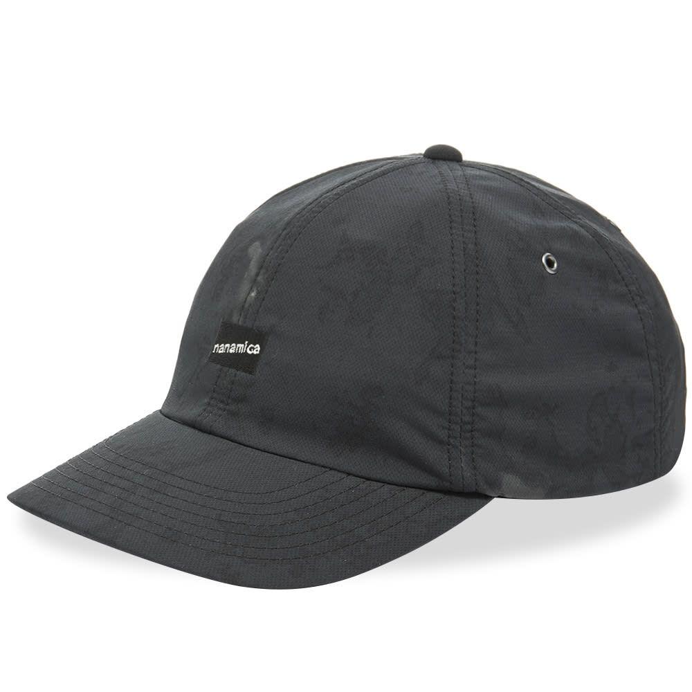 ナナミカ Nanamica メンズ キャップ 帽子【Alphadry Cap】Black
