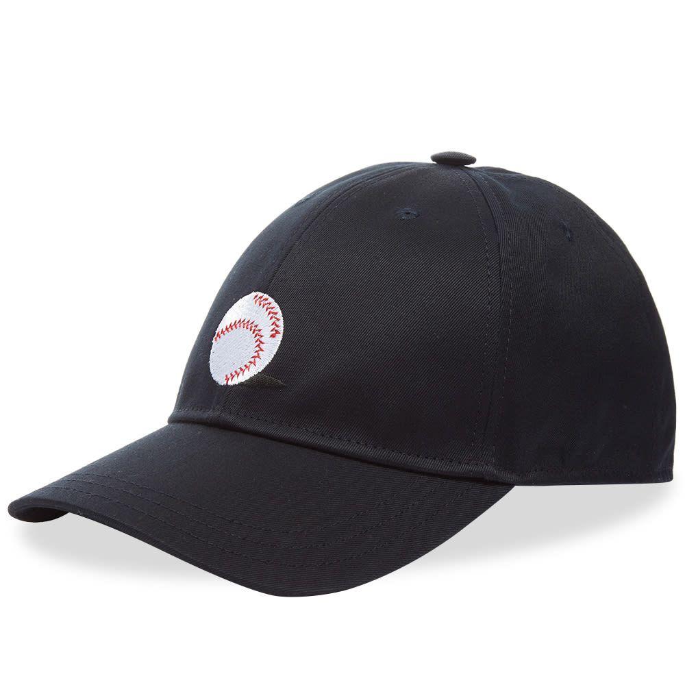 トム ブラウン Thom Browne メンズ キャップ ベースボールキャップ 帽子【Baseball Icon Twill Cap】Navy