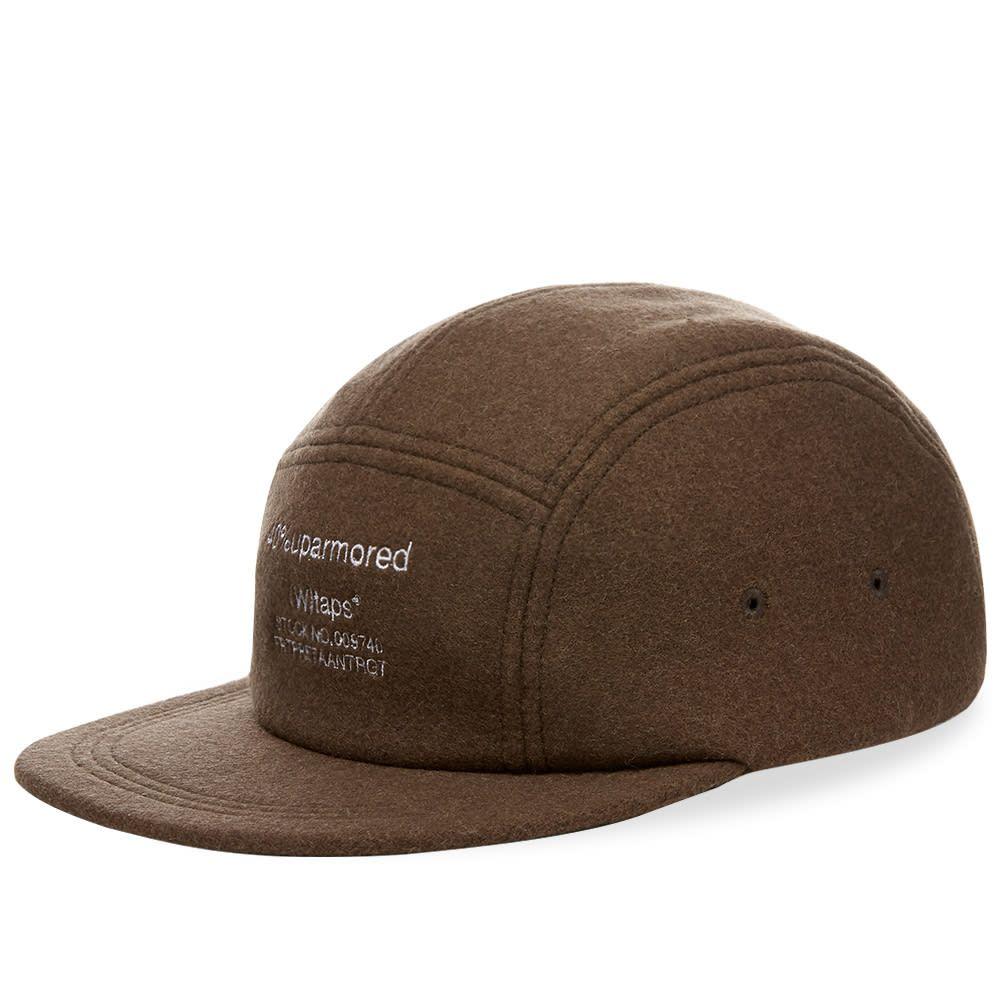 ダブルタップス WTAPS メンズ キャップ 帽子【T-5 02 Cap】Brown