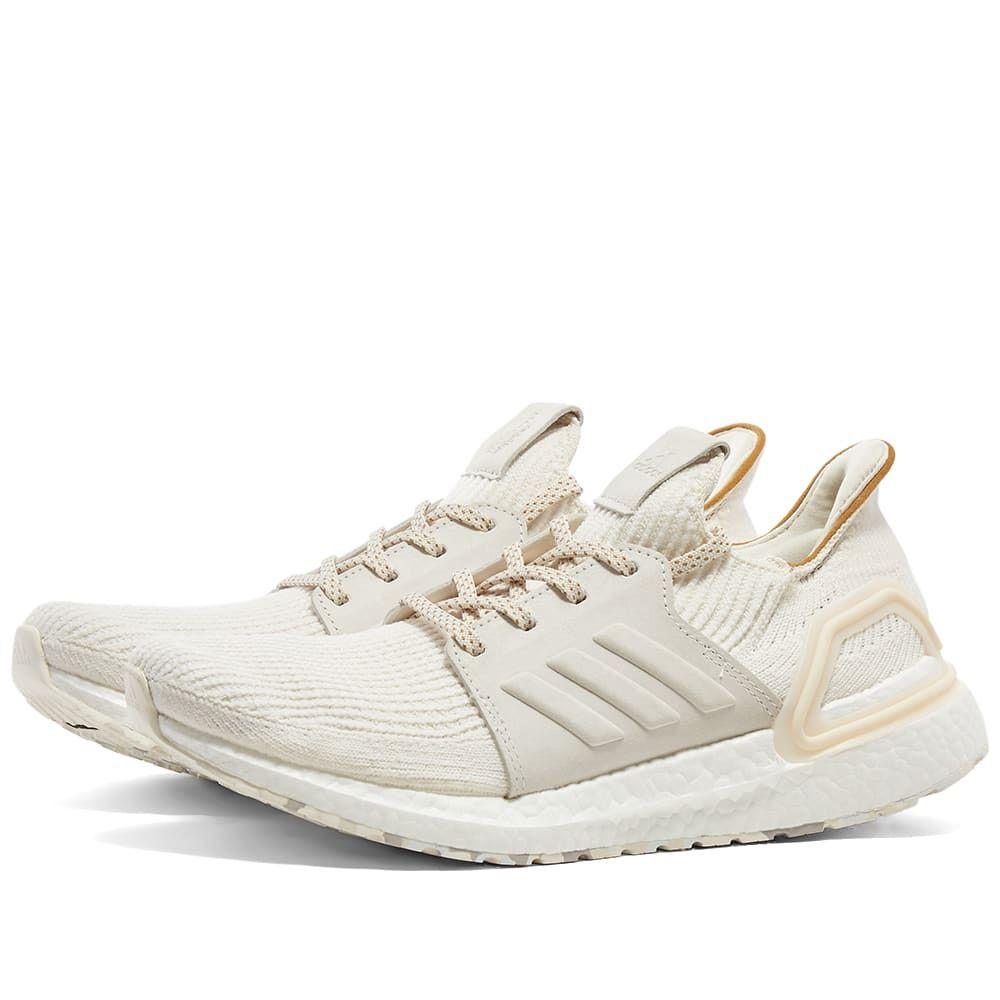 アディダス Adidas メンズ スニーカー シューズ・靴【x Universal Works Ultraboost】Winter White/Bone