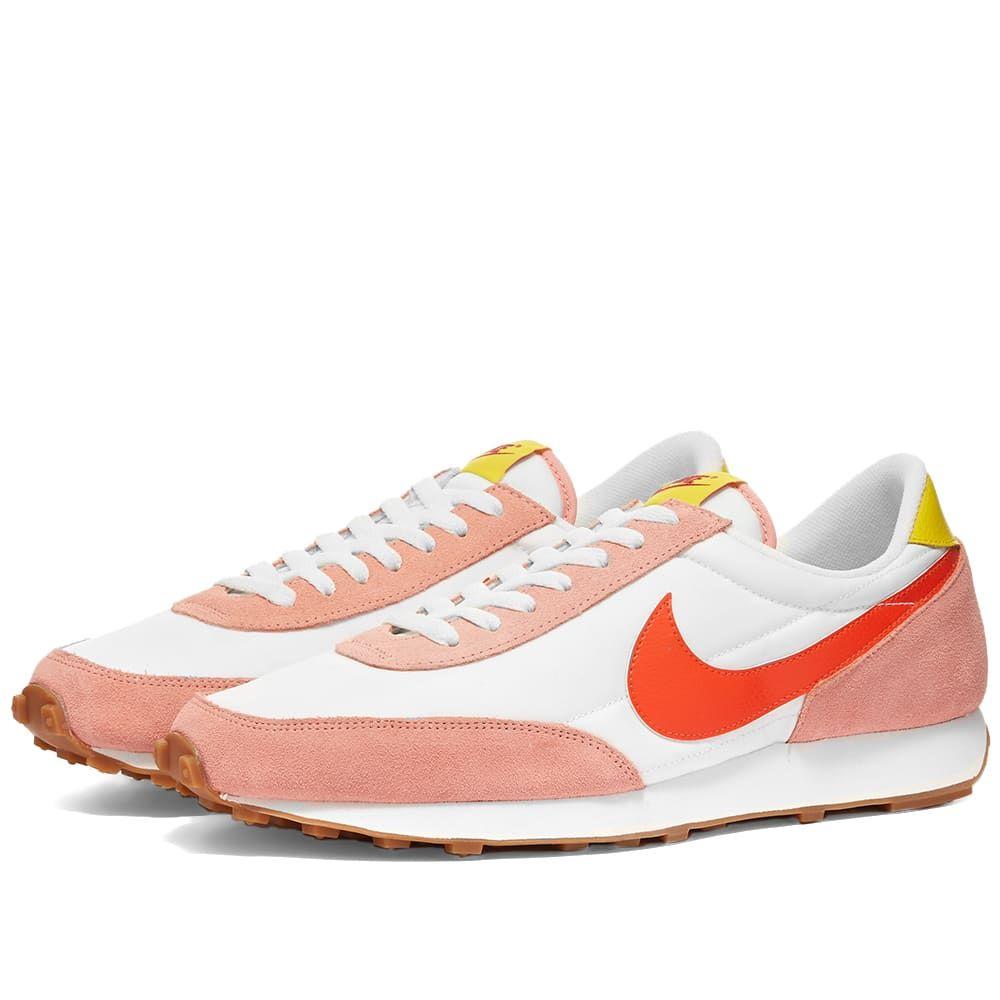 ナイキ Nike レディース スニーカー シューズ・靴【Daybreak W】Coral/Orange/White/Red
