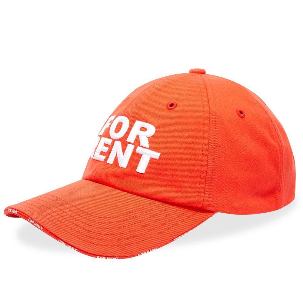 ヴェトモン VETEMENTS メンズ キャップ 帽子【For Rent Cap】Red