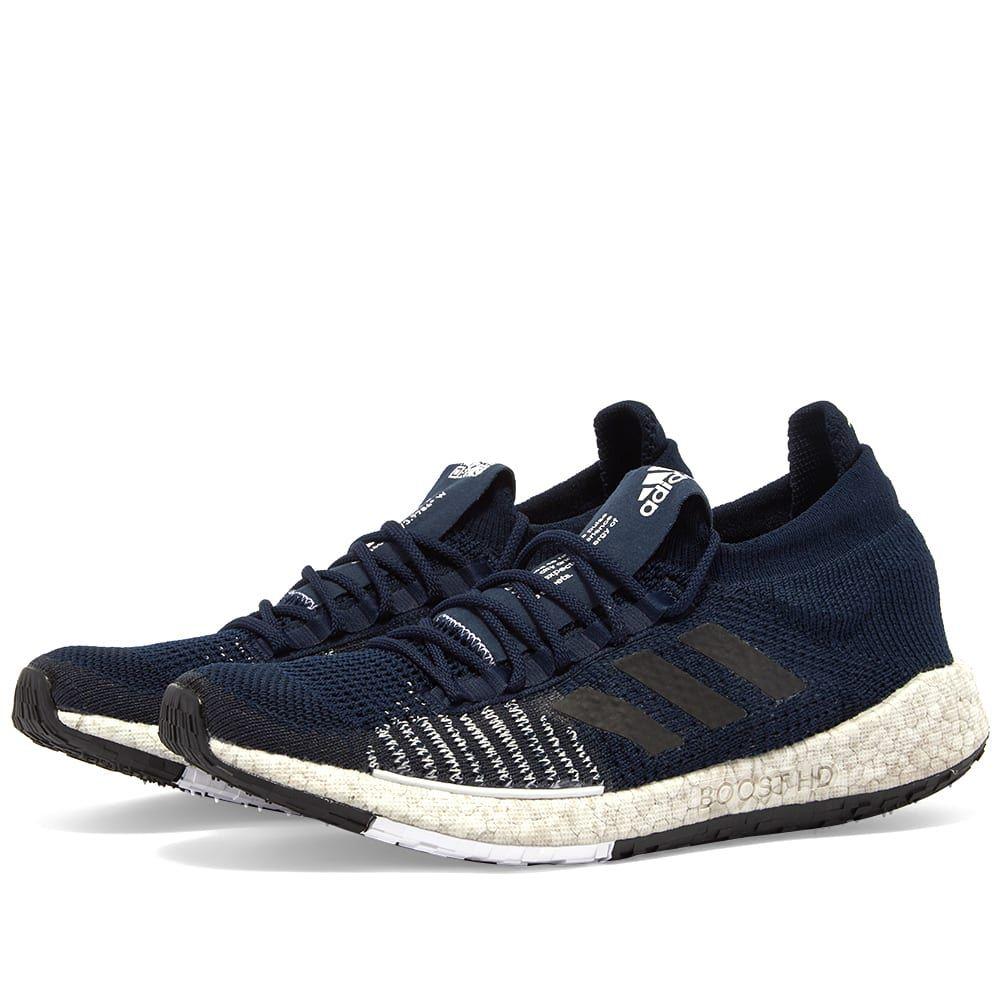 アディダス Adidas レディース スニーカー シューズ・靴【Pulseboost HD W】Collegiate Navy
