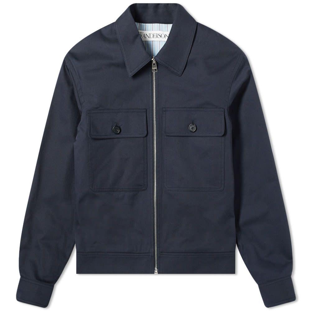 J.W.アンダーソン JW Anderson メンズ ジャケット アウター【Workwear Jacket】Navy