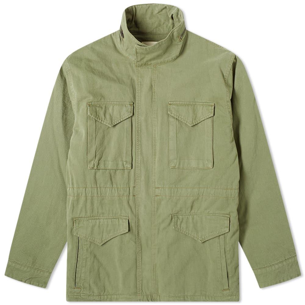 フィアオブゴッド Fear Of God メンズ ジャケット フィールドジャケット アウター【Fear of God M-65 Jacket】Army Green