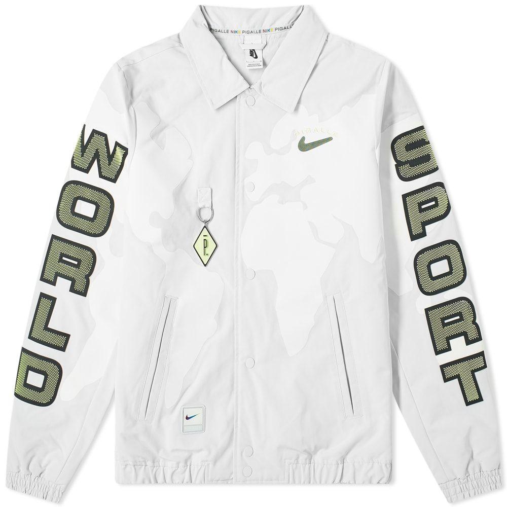 ナイキ Nike メンズ ジャケット アウター【x Pigalle NRG Jacket】Vast Grey