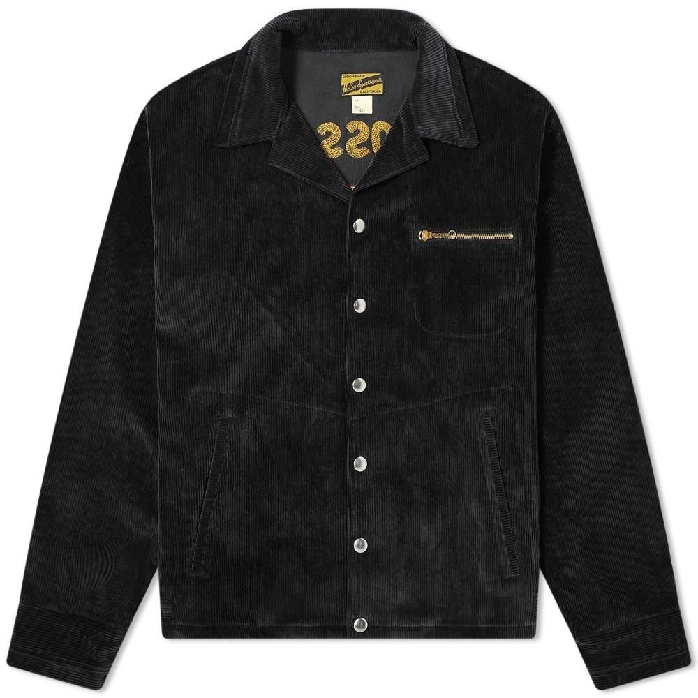 ザ リアル マッコイズ The Real McCoys メンズ ジャケット アウター【The Real McCoy's 30s Corduroy Sports Jacket】Black
