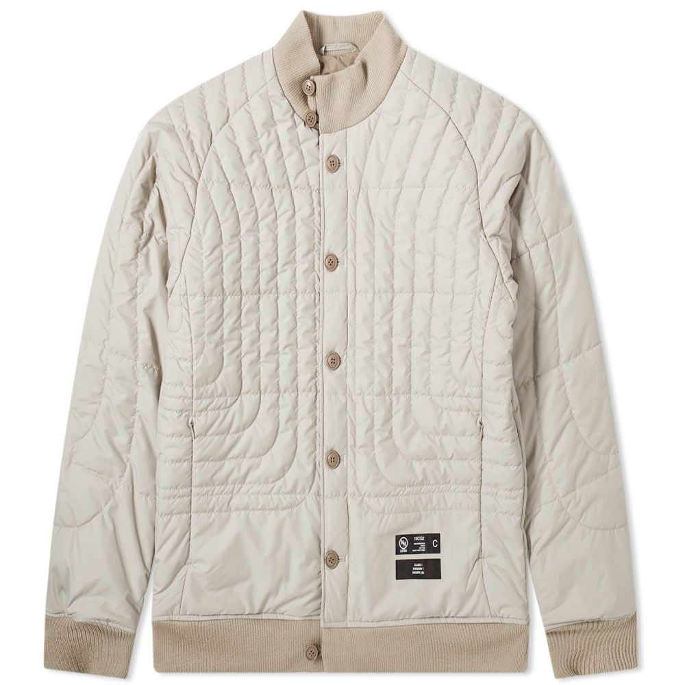 ネイバーフッド Neighborhood メンズ ジャケット アウター【Design Quilt Jacket】Beige