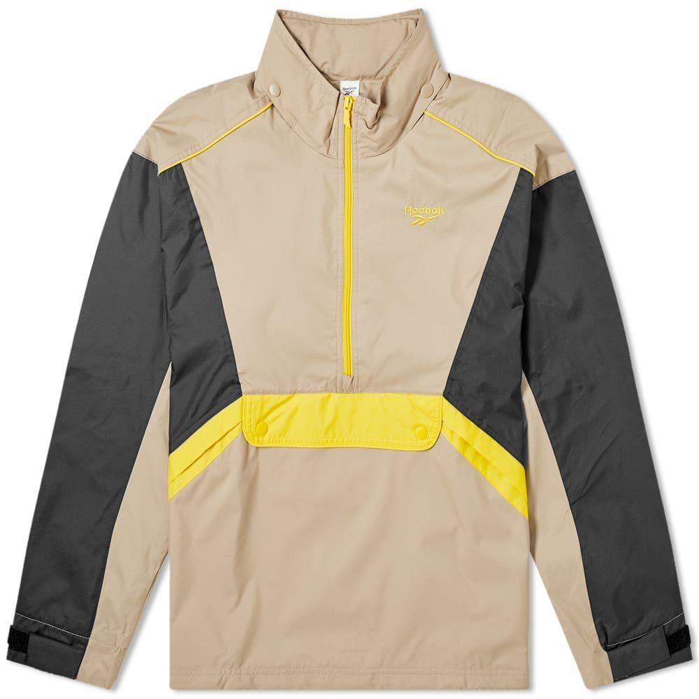 リーボック Reebok メンズ ジャケット アウター【Trail Jacket】Clay/Black