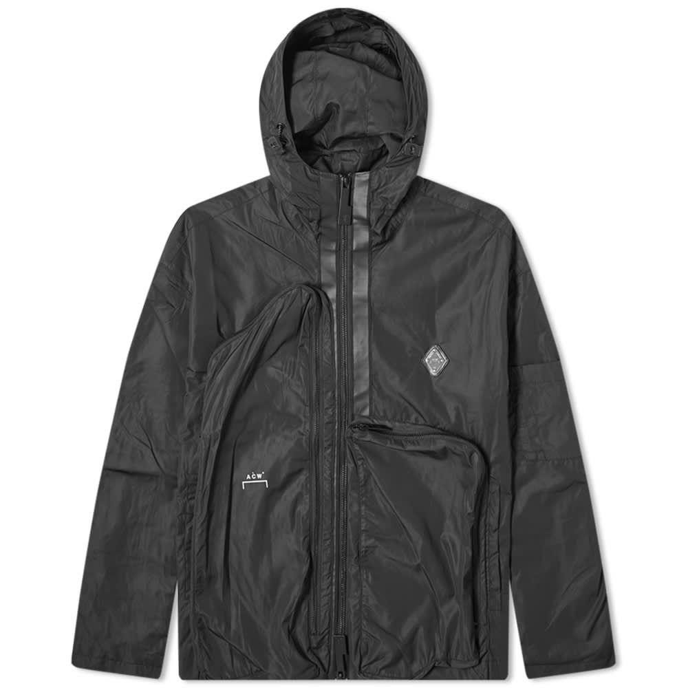 アコールドウォール A-COLD-WALL* メンズ ジャケット アウター【Passage Jacket】Black