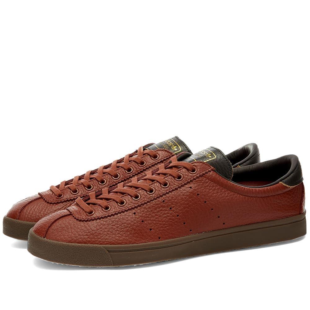アディダス Adidas メンズ スニーカー シューズ・靴【Lacombe】Redwood/Gum/Brown