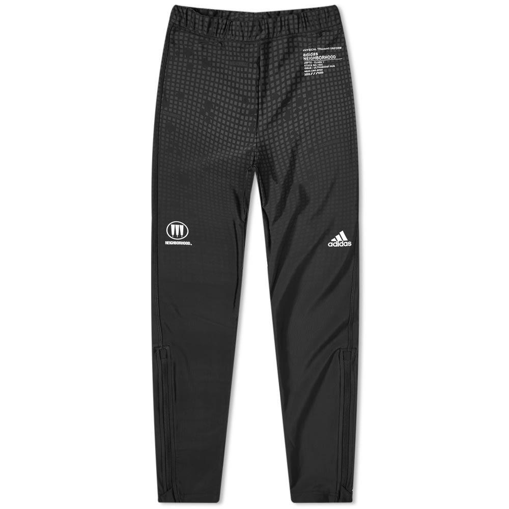 アディダス Adidas Consortium メンズ タイツ・スパッツ インナー・下着【Adidas x Neighborhood Compression Tight】Black