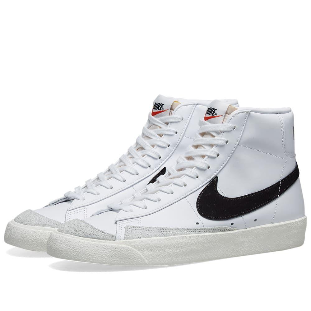 ナイキ Nike メンズ スニーカー シューズ・靴【Blazer Mid '77 Vintage】White/Black