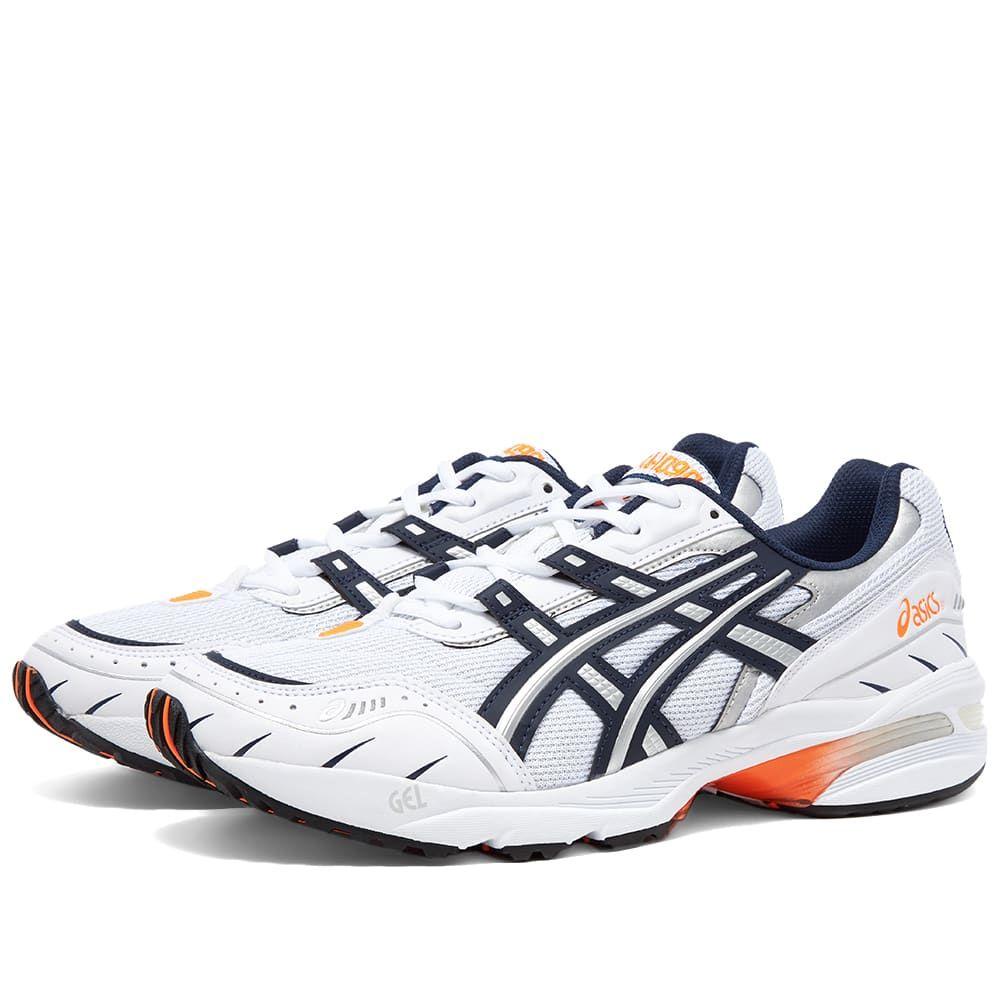 アシックス Asics メンズ スニーカー シューズ・靴【Gel 1090】White/Midnight