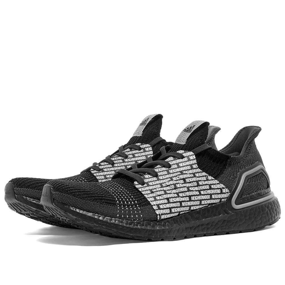アディダス メンズ シューズ 靴 スニーカー Black サイズ交換無料 19 Boost Neighborhood 新作アイテム毎日更新 Ultra x Consortium Adidas 4年保証