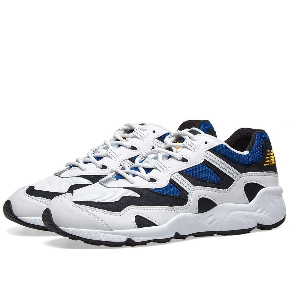ニューバランス New Balance メンズ スニーカー シューズ・靴【ML850YSC】White/Blue