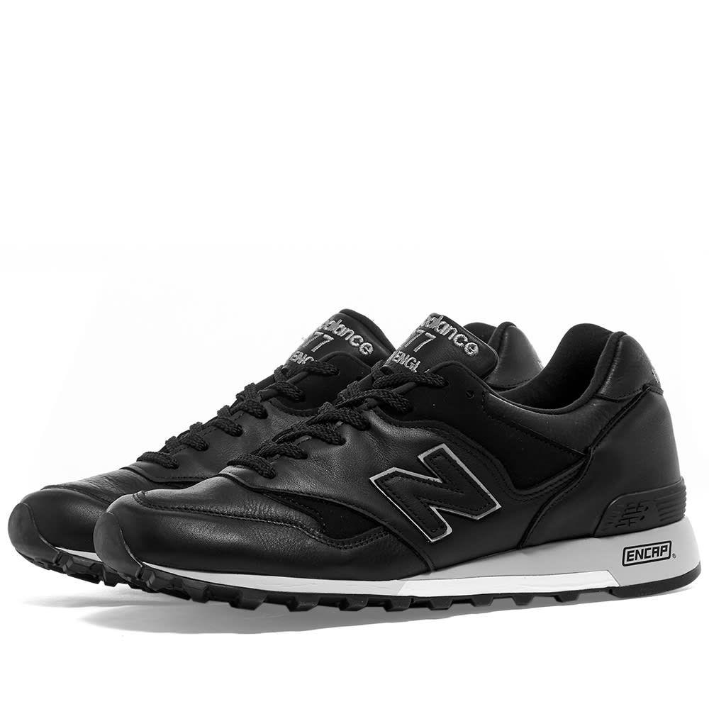 ニューバランス New Balance メンズ スニーカー シューズ・靴【M577KKG - Made in England】Black