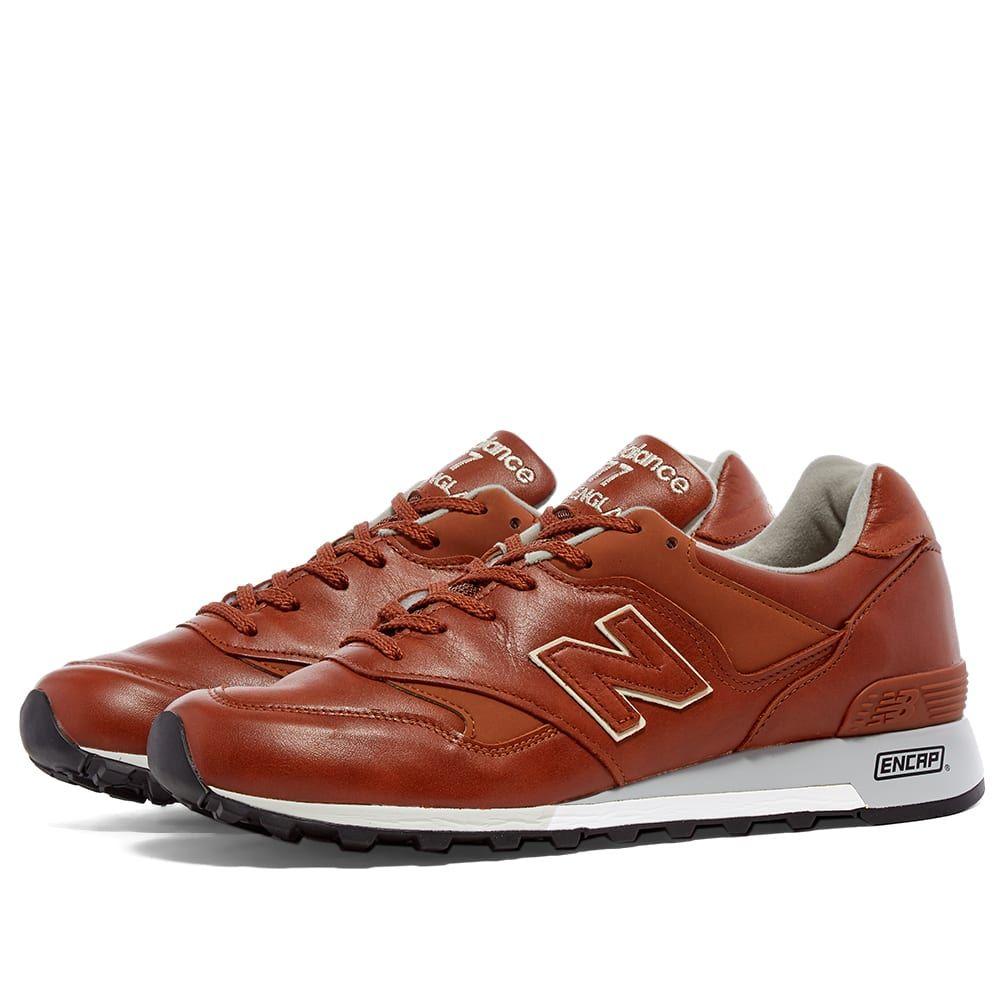 ニューバランス New Balance メンズ スニーカー シューズ・靴【M577TAN - Made in England】Tan