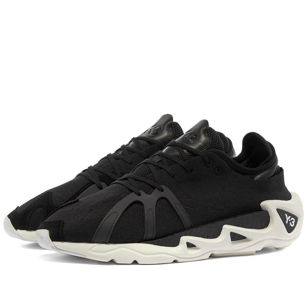 ワイスリー Y-3 メンズ スニーカー シューズ・靴【FYW S-97】Black/White