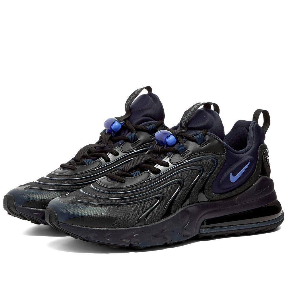ナイキ Nike メンズ スニーカー エアマックス 270 シューズ・靴【Air Max 270 React Eng】Black/Obsidian