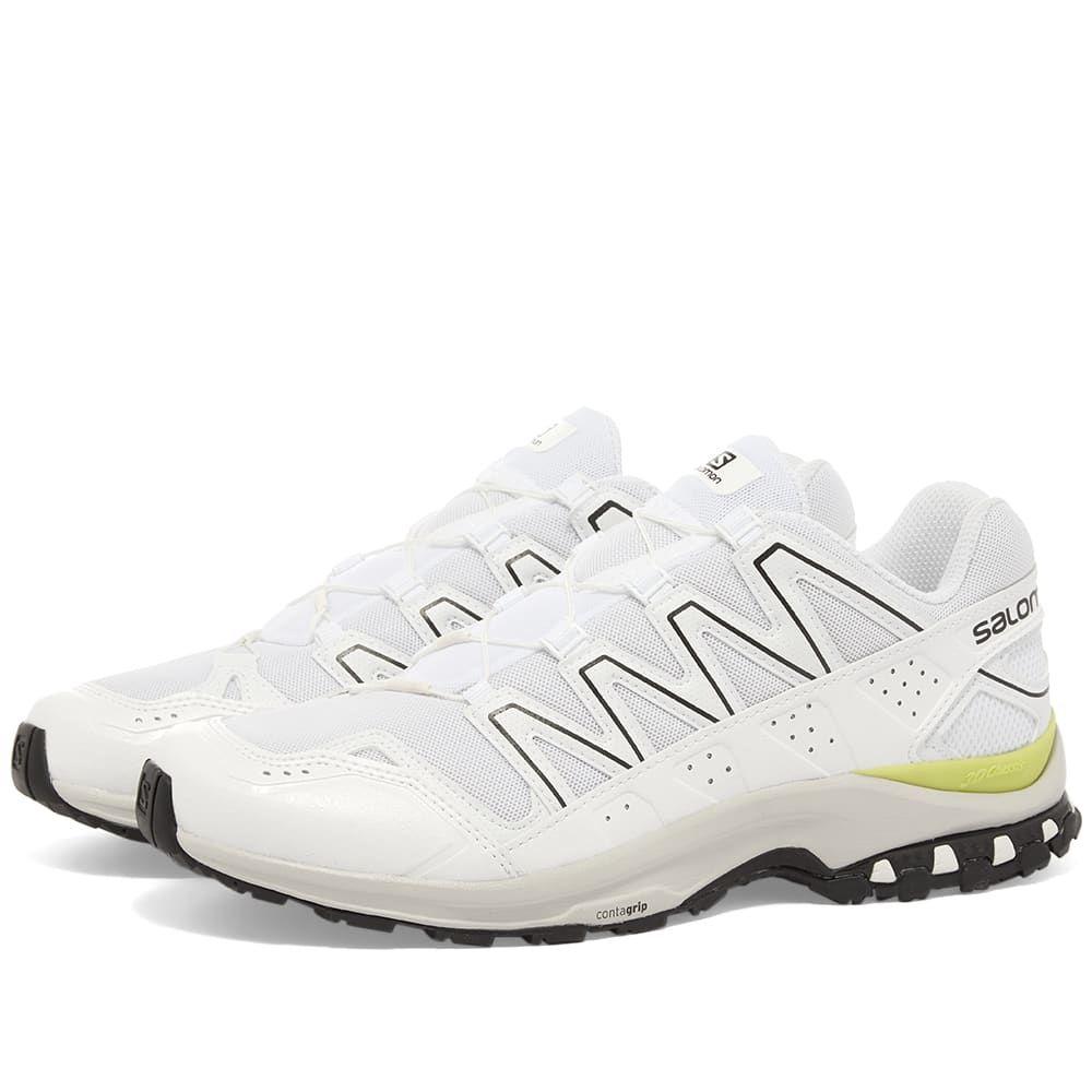 サロモン Salomon メンズ スニーカー シューズ・靴【XA-Comp ADVANCED】White/Lunar/Primrose