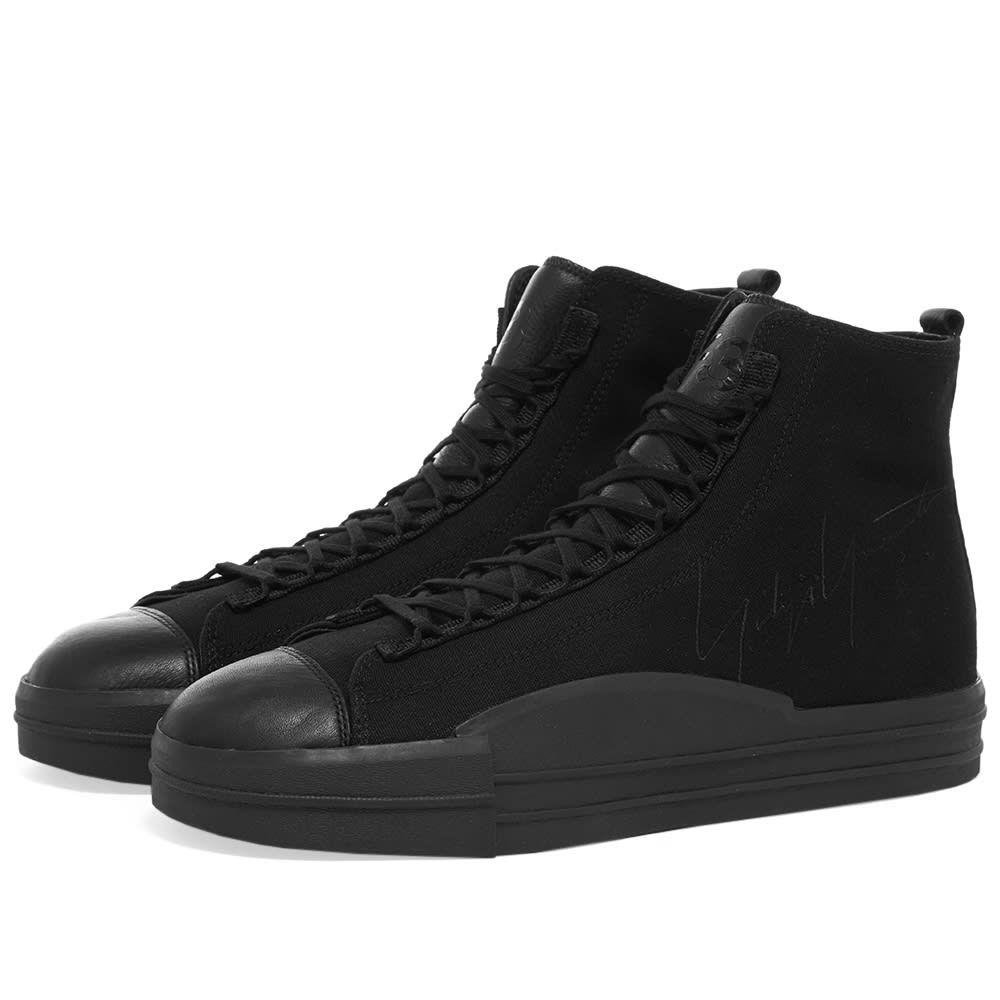ワイスリー Y-3 メンズ スニーカー シューズ・靴【Yuben Mid】Black
