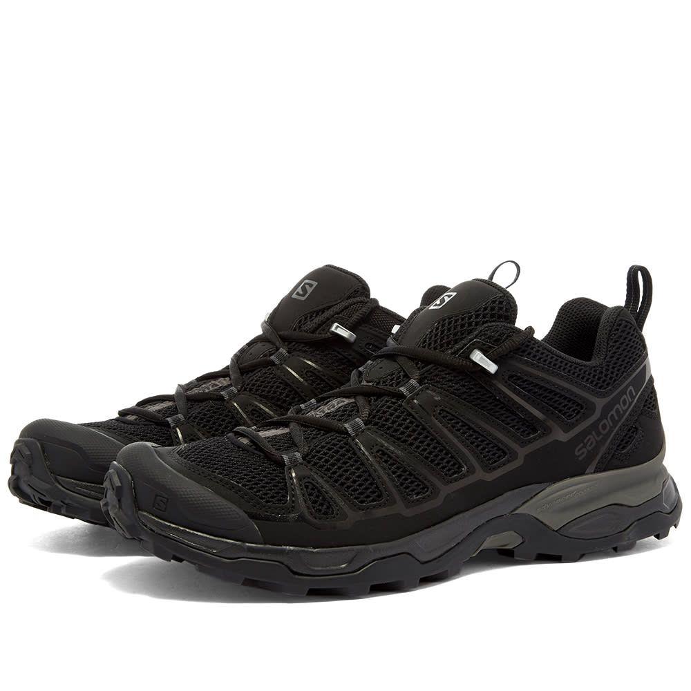 サロモン Salomon メンズ スニーカー シューズ・靴【X Ultra ADVANCED】Black/Magnet