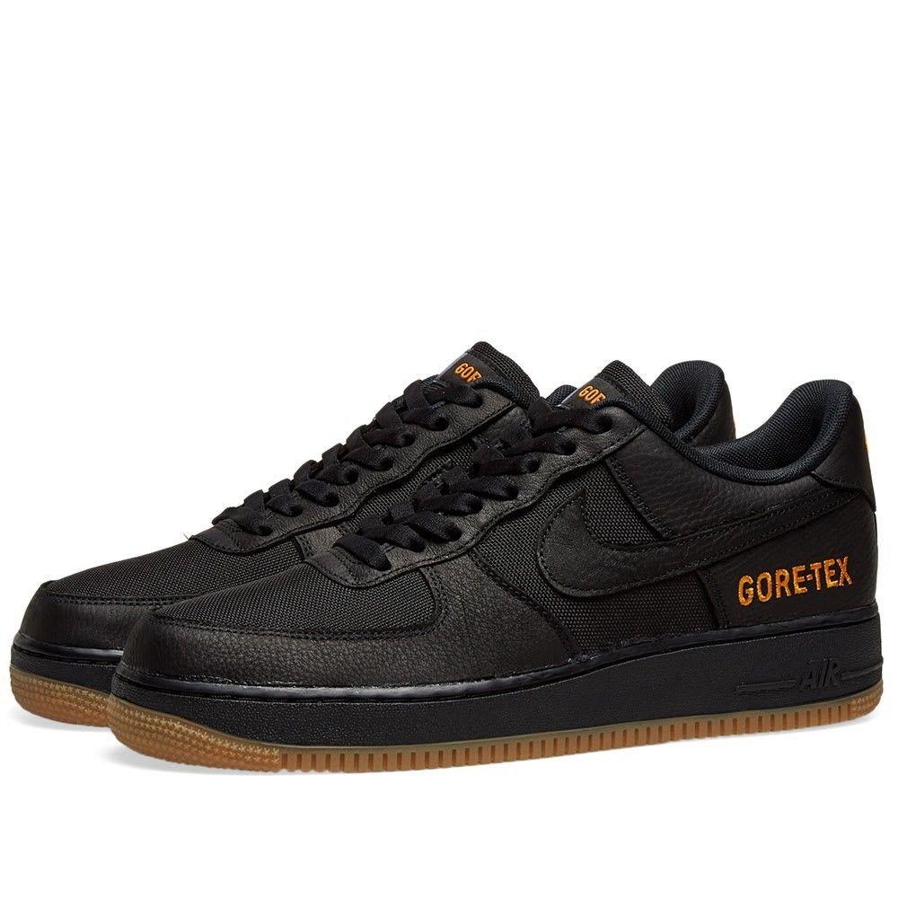 ナイキ Nike メンズ スニーカー エアフォースワン シューズ・靴【Air Force 1 GTX】Black/Carbon/Brown