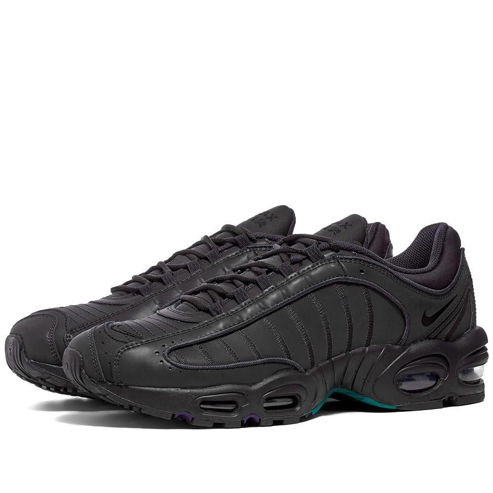ナイキ Nike メンズ スニーカー シューズ・靴【Air Max Tailwind IV '99 SP】Black/Oil Grey