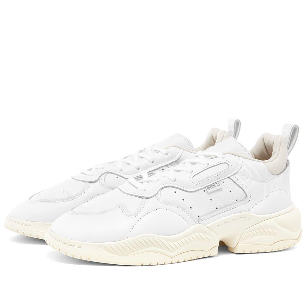 アディダス Adidas メンズ スニーカー シューズ・靴【Supercourt RX Gore-Tex】White/Off White