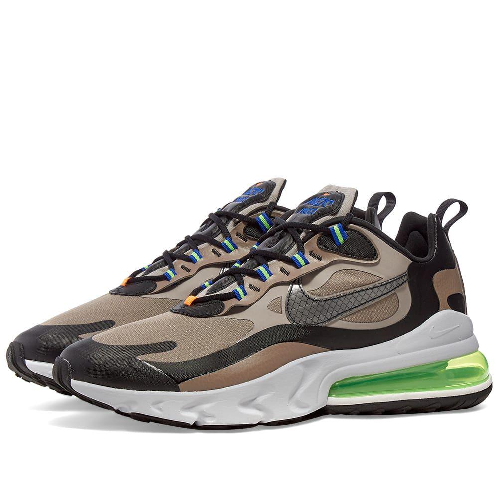 日本最大の ナイキ Nike メンズ スニーカー エアマックス 270 シューズ・靴【Air Max 270 React Winter】Sepia Stone/Black/Grey, ロングライフストア 55551912
